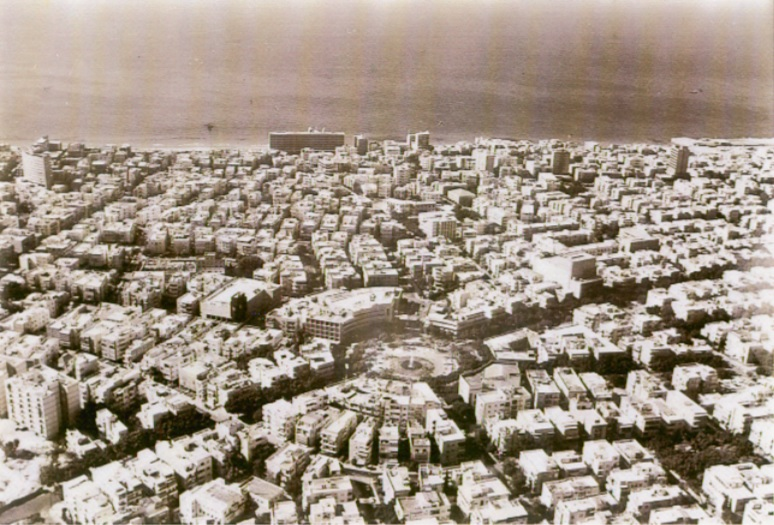 Nomination of  THE WHITE CITY OF TEL AVIV for the WORLD HERITAGE LIST
