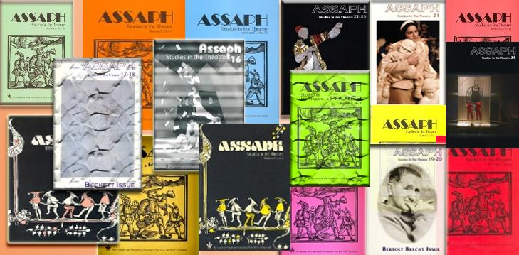 ASSAPH Theatre Collection