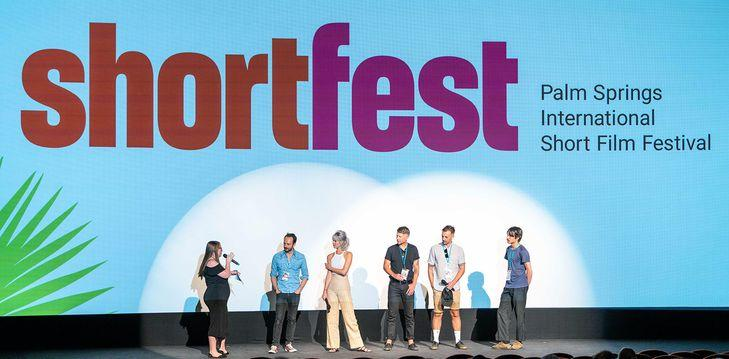 Four films from the school accepted to Palm Springs ShortFest!