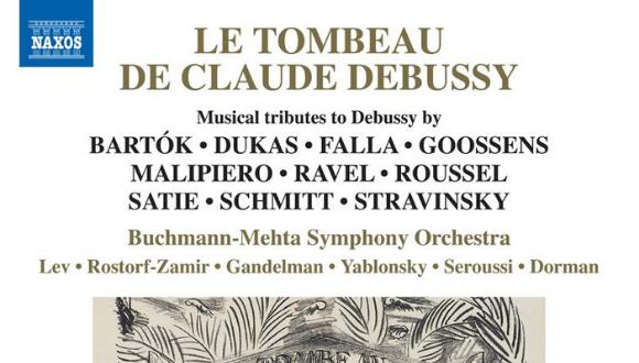 New Recording! Le tombeau de Claude Debussy