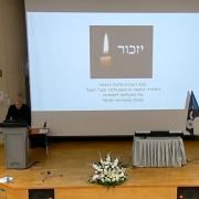 Ceremony of awarding memorial scholarships